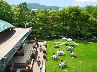 札幌パークホテル 自然に囲まれたオリジナルウェディングを♪画像2-2