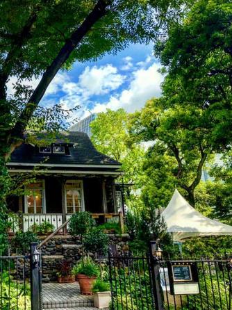 フェリーチェガーデン 日比谷(旧公園資料館) セレモニースペース(選べる挙式会場セレモニーホール&ガーデン)画像1-2