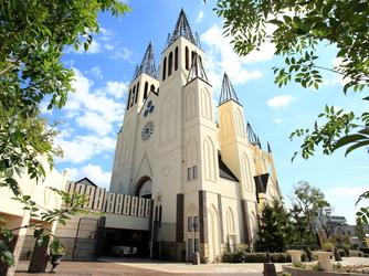 マリエール豊橋 チャペル(サン・パトリス大聖堂)画像2-3