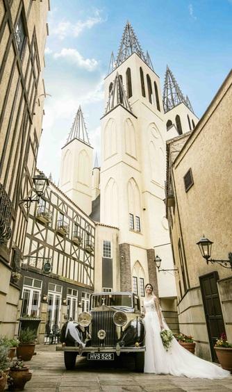 マリエール豊橋 チャペル(サン・パトリス大聖堂)画像2-1