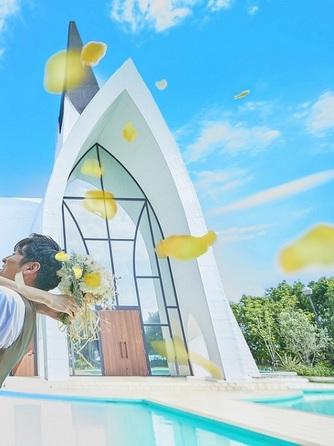 アンジェローブ (Wedding Island Angerobe) ロケーション1画像1-2