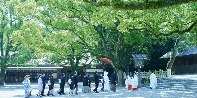 熱田神宮会館 ロケーション1画像1-1