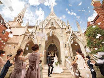 Wedding of Legend GLASTONIA(グラストニア) 外観1画像2-2