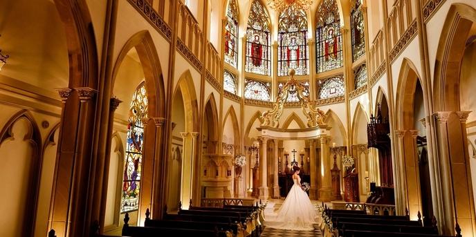 Wedding of Legend GLASTONIA(グラストニア) ロケーション1画像1-1