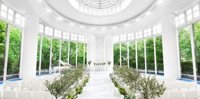 リーガロイヤルホテル広島 チャペル(チャペル リュヴェール)画像1-1