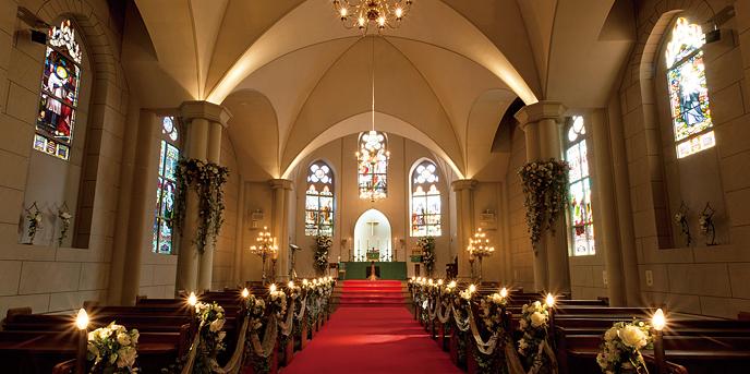 セント・パトリック教会 教会(セントパトリック教会(礼拝堂))画像1-1