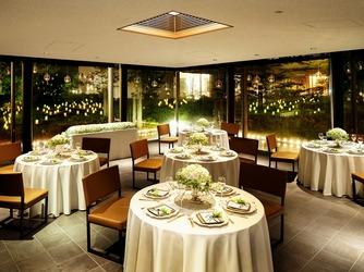 ホテルハーヴェスト旧軽井沢:ロマンティックにキャンドルを灯すセレモニーはアットホームウェディングにオススメ
