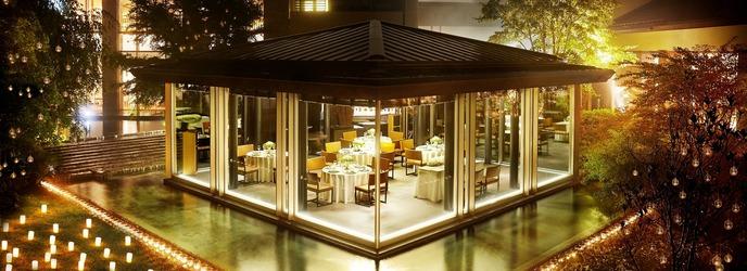ホテルハーヴェスト旧軽井沢:夕方からの挙式なら、ディナーを兼ねたナイトパーティがお勧め