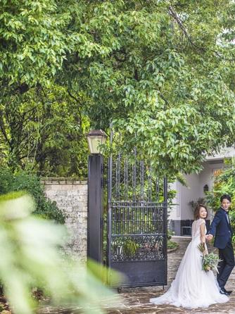 アンジュールハウス 森に囲まれた貸切邸宅での幸せなひと時を画像1-1