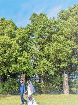 MARRY GOLD(マリーゴールド) 森に囲まれた貸切邸宅で叶うナチュラルW画像1-2
