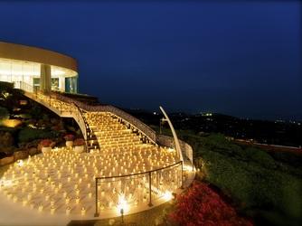 杉乃井ホテル&リゾート(SUGINOI Hotel&Resort) チャペル(AQUA MARINE CHAPEL)画像2-3