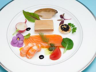 杉乃井ホテル&リゾート(SUGINOI Hotel&Resort) 料理・ケーキ画像1-2