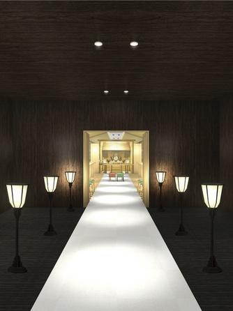 杉乃井ホテル&リゾート(SUGINOI Hotel&Resort) 神殿(ホテル神殿)画像2-2