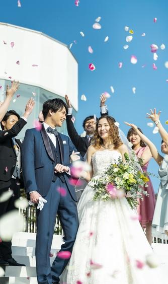 杉乃井ホテル&リゾート(SUGINOI Hotel&Resort) チャペル(AQUA MARINE CHAPEL)画像2-1