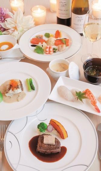 杉乃井ホテル&リゾート(SUGINOI Hotel&Resort) 料理・ケーキ画像1-1