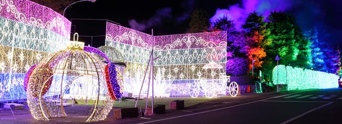 杉乃井ホテル&リゾート(SUGINOI Hotel&Resort) 撮影スポット画像1-1