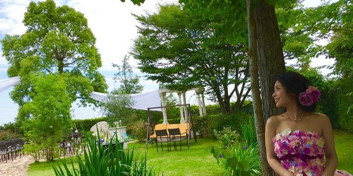 Maison de Anniversaire(メゾン・ド・アニヴェルセル) 庭園1画像1-1