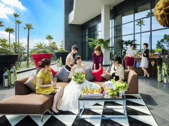 W THE STYLE OF WEDDING セレモニースペース(純白のチャペルと桜島を眺めて過ごす1日)画像2-2