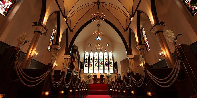 麻布グレイスゴスペル教会 教会(セントメアリー記念礼拝堂)画像1-1