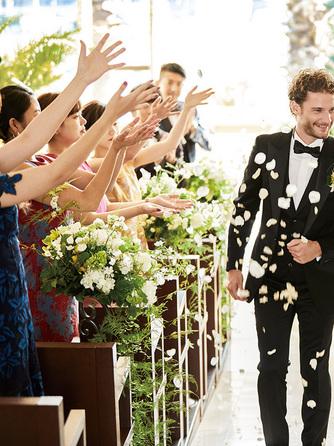 ザ・パシフィックハーバー(THE PACIFIC HARBOR) チャペル(花嫁が美しく見えるよう設計されたチャペル)画像2-1