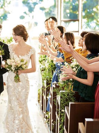 ザ・パシフィックハーバー(THE PACIFIC HARBOR) チャペル(花嫁が美しく見えるよう設計されたチャペル)画像2-2