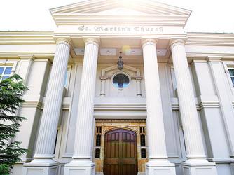 桜坂セント・マルティーヌ教会 チャペル(桜坂セント・マルティーヌ教会)画像1-3