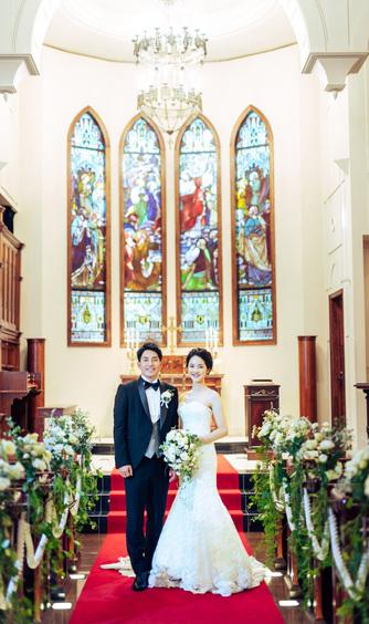 桜坂セント・マルティーヌ教会 チャペル(桜坂セント・マルティーヌ教会)画像1-1