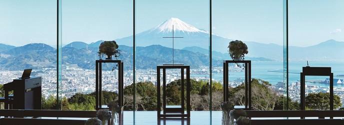 日本平ホテル チャペル(館内チャペル)画像1-1