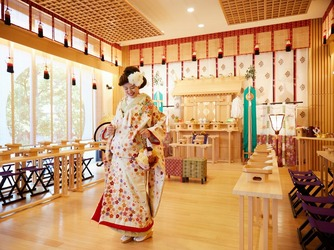 BISHO EN -美翔苑ー 神殿(少人数専用神殿)画像2-3