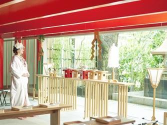太閤園 セレモニースペース(緑と光溢れる1日)画像2-4