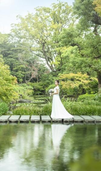 太閤園で理想の結婚式【ゼクシィ】