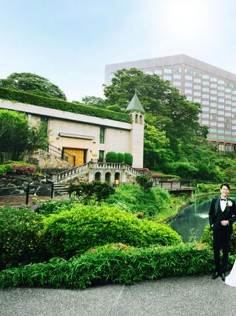 ホテル椿山荘東京 ロケーション画像1-1