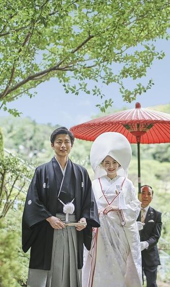 ホテル椿山荘東京 神殿(庭園内神殿 杜乃宮)画像2-1