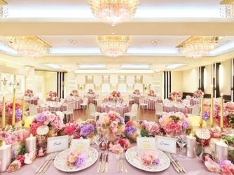 新横浜国際ホテル ウェディングマナーハウス セレモニースペース(モン・サン・ミッシェル認定サント・セシル)画像2-2