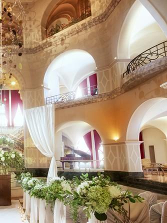 ロイヤルオークホテル スパ&ガーデンズ セレモニースペース(アトリウムロビー(着席~120名様))画像1-2