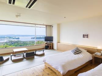 Hotel Matsushima Taikanso(ホテル松島大観荘) 松島リゾートウェディング画像1-2