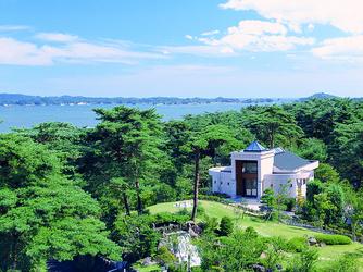 Hotel Matsushima Taikanso(ホテル松島大観荘) 松島リゾートウェディング画像1-3