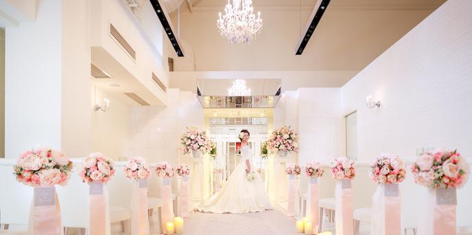 小さな結婚式 札幌店 チャペル(札幌チャペル)画像1-1