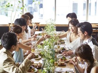 小さな結婚式 表参道店 チャペル(チャペル(表参道チャペル))画像2-2