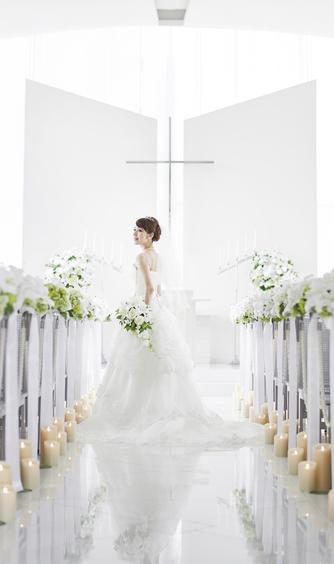 ホテルブリランテ武蔵野 チャペル(スカイチャペル)画像2-1