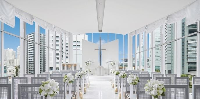 ホテルブリランテ武蔵野 チャペル(スカイチャペル)画像1-1