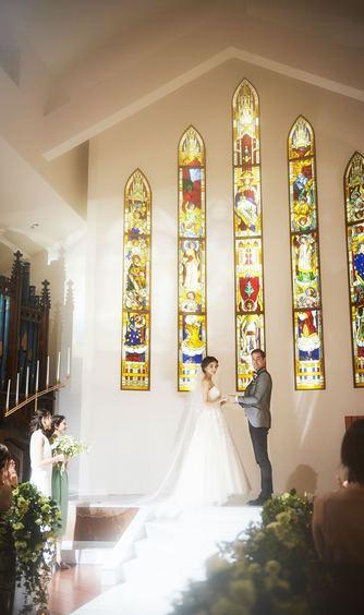 セントポーリア教会 シャルム・ド・ナチュール チャペル(選べる多彩な挙式スタイル)画像2-1