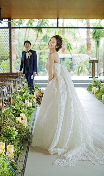 ロイヤルパーク アルカディア GARDEN SWEET WEDDING画像2-1