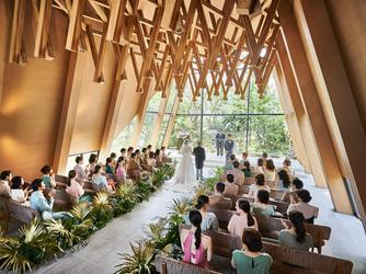 GARDEN WEDDING ARCADIA KOKURA(ガーデンウェディング・アルカディア小倉) チャペル(「THE GRAND GARDEN」)画像2-2