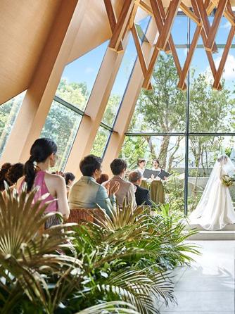 GARDEN WEDDING ARCADIA KOKURA(ガーデンウェディング・アルカディア小倉) チャペル(「THE GRAND GARDEN」)画像1-1