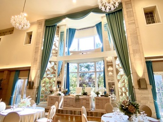 Wedding World ARCADIA SAGA(ウェディングワールド・アルカディア佐賀) オルセー・ハウス≪20名様~250名様≫画像2-2