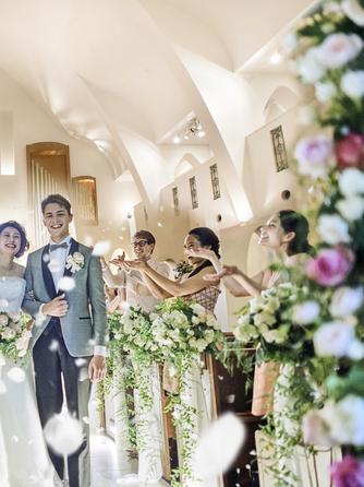 Wedding World ARCADIA SAGA(ウェディングワールド・アルカディア佐賀) チャペル(St.アルカディアチャペル)画像1-2