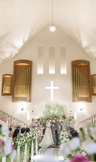 Wedding World ARCADIA SAGA(ウェディングワールド・アルカディア佐賀) チャペル(St.アルカディアチャペル)画像2-1