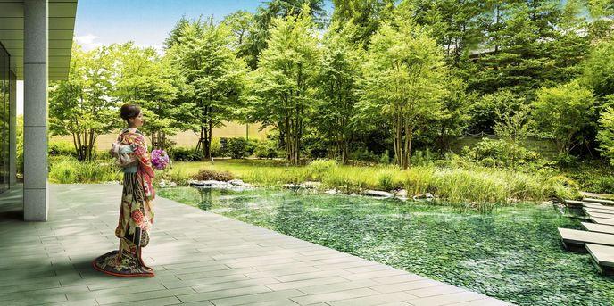 響 風庭 赤坂(HIBIKI) 赤坂の地で悠久の歴史を刻んできた日本庭園画像1-1