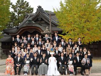 八幡の森 写遊庭 神社(本格神前挙式)画像1-3